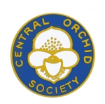 Original Central Orchid Society Badge