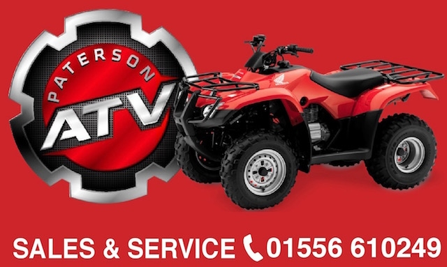 Paterson ATV, Honda Specialist for Dumfries & Galloway and South Ayrshire