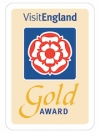 Visit Worcestershire Gold award cottage